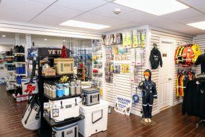 Tackle, Parts, and Ships Store